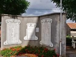 Photo paysage et monuments, Aiguefonde - Monument aux Morts