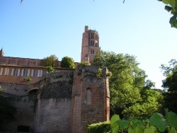 Photo paysage et monuments, Albi - Henri et Cecile