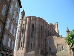 Photo paysage et monuments, Albi - Ste-Cecile