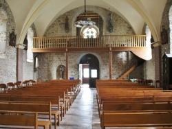 Photo paysage et monuments, Le Bez - église Saint Pierre