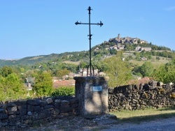 Photo paysage et monuments, Les Cabannes - Panorama du village