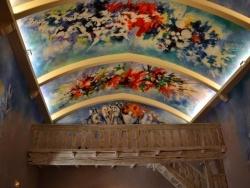 Photo paysage et monuments, Castelnau-de-Lévis - L'église du Carlat