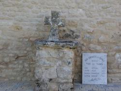 Photo paysage et monuments, Castelnau-de-Lévis - Croix des Enfants du Carla