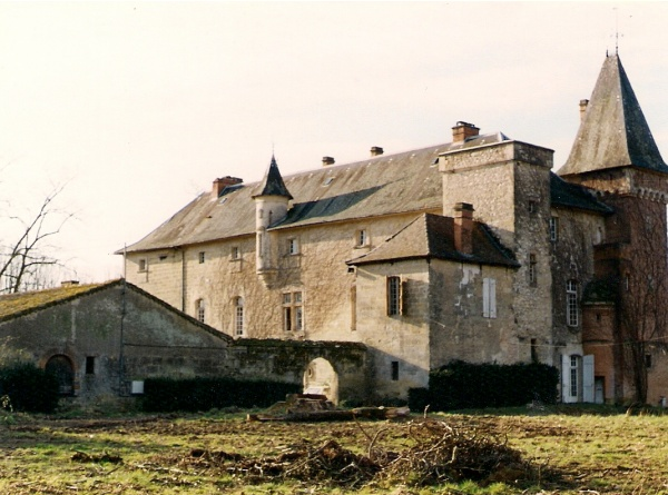 Photo Graulhet - Château de Lézignac Résidence d'été de Candeïl