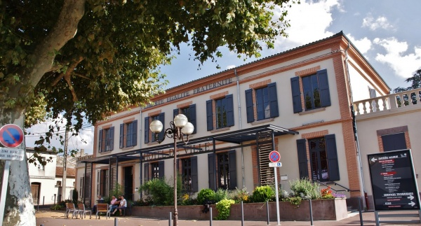Photo Graulhet - Hotel-de-Ville