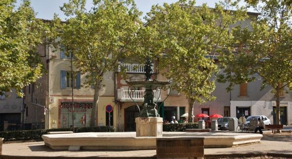 Photo Graulhet - La Fontaine