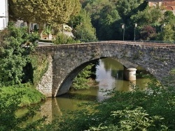 Photo paysage et monuments, Graulhet - Pont Vieux