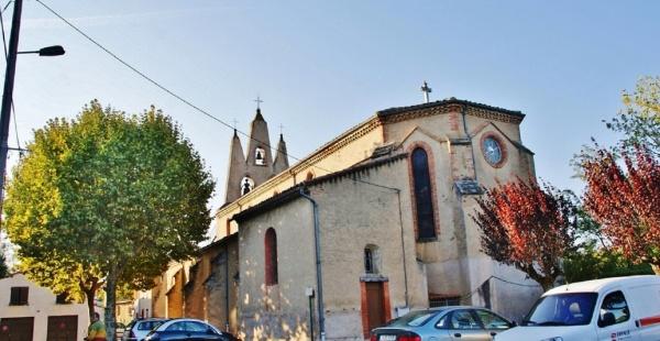 Photo Guitalens - L'église