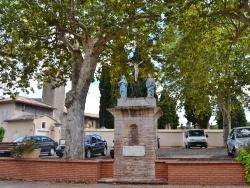 Photo paysage et monuments, Montans - Calvaire