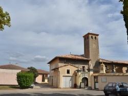 Photo paysage et monuments, Montans - ²église de Montans