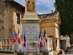 Photo paysage et monuments, Montans - Monument aux Morts