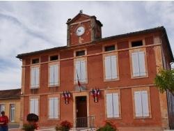 Photo paysage et monuments, Montans - La Mairie