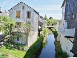 Photo paysage et monuments, Moulin-Mage - le village