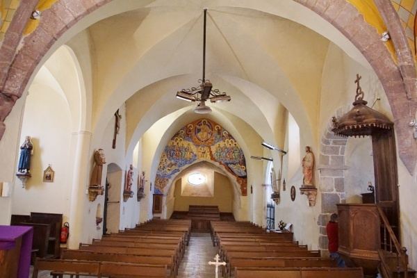 Photo Nages - église St Victor