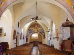 Photo paysage et monuments, Nages - église St Victor