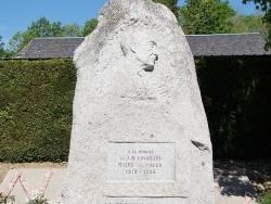 Photo paysage et monuments, Nages - le Monuments Aux Morts