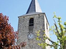 Photo paysage et monuments, Nages - le clocher église St Victor