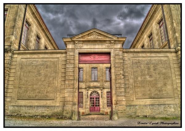Façade de l'ancienne école