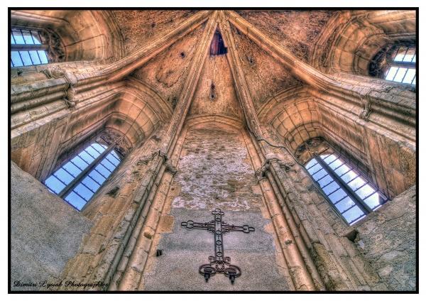 Photo Sorèze - Intérieurl du clocher St martin