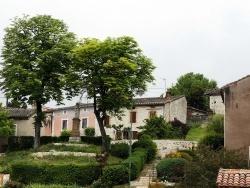 Photo paysage et monuments, Vieux - une vue du village
