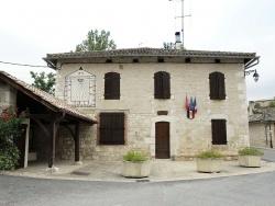 Photo paysage et monuments, Vieux - La mairie de Vieux