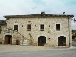 Photo paysage et monuments, Vieux - La salle des fêtes