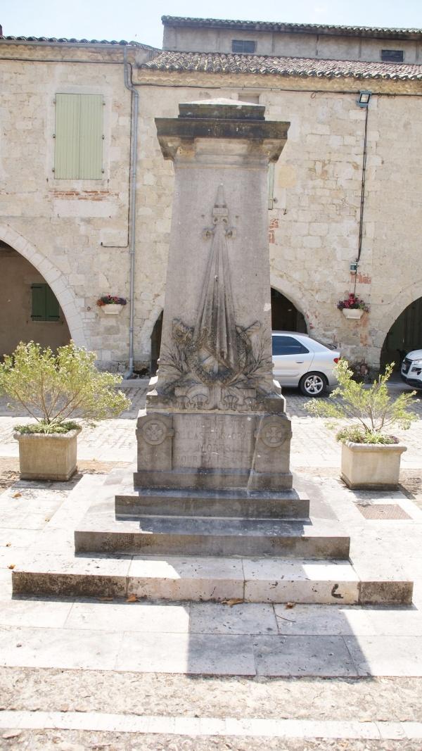 Photo Castelsagrat - monument aux morts