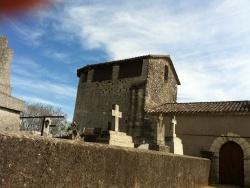 Photo paysage et monuments, Cazes-Mondenard - Eglise pré-romane de Bruyères
