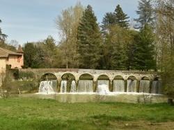 Photo paysage et monuments, Cordes-Tolosannes - Le moulin de la THEOULE