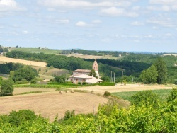 Photo paysage et monuments, Durfort-Lacapelette - Durfort, l'église de St Paul