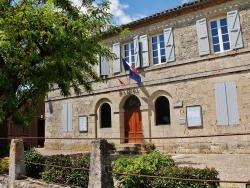 Photo paysage et monuments, Gramont - La Mairie