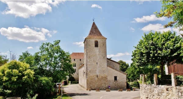Photo Gramont - L'église