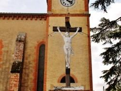Photo paysage et monuments, Labourgade - la Croix