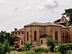 Photo paysage et monuments, Labourgade - église Notre Dame