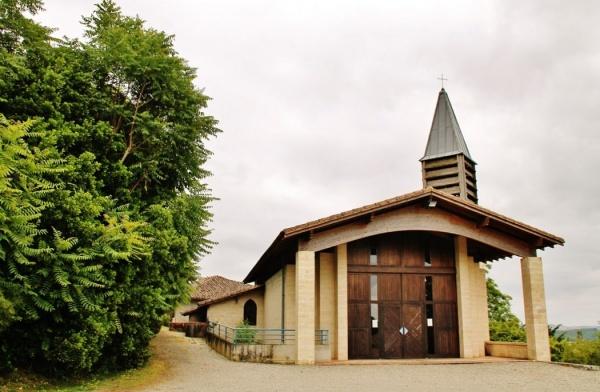 Photo Lamothe-Cumont - église St Orens