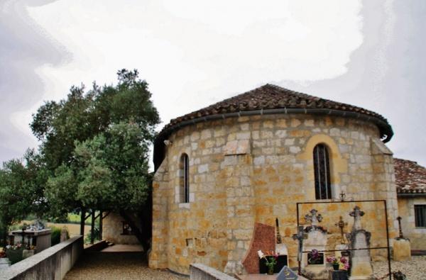 église de Grezas