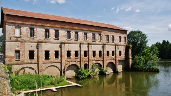 Photo Moissac - Ancien moulin de Sainte-Livrade