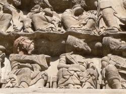 Photo paysage et monuments, Moissac - les 24 vieillards de l'Apocalypse