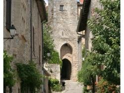 Photo paysage et monuments, Monclar-de-Quercy - Le Beffroi de Bruniquel