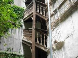 Photo paysage et monuments, Monclar-de-Quercy - A Montauban Escalier datant du Moyen-Age