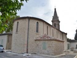 Photo paysage et monuments, Puygaillard-de-Quercy - ²église Saint-Lèonard