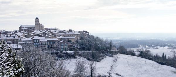 Photo Puylaroque - Sous la neige