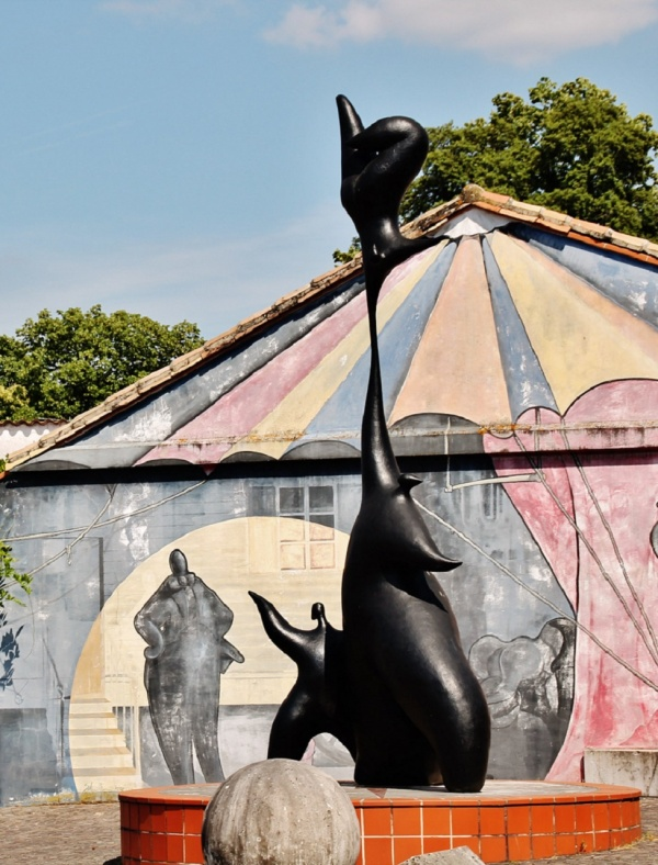 Photo Valence - Sculpture