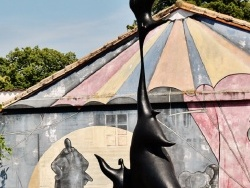 Photo paysage et monuments, Valence - Sculpture