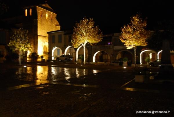 Photo Valence - ombres et lumières à CASTELSAGRAT