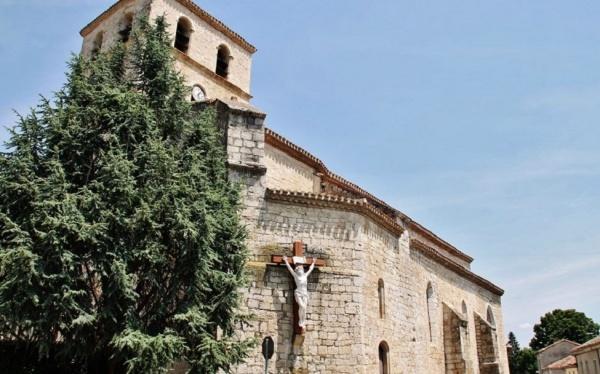 Photo Vazerac - église St Julien
