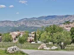 Photo paysage et monuments, Aiguines - le village