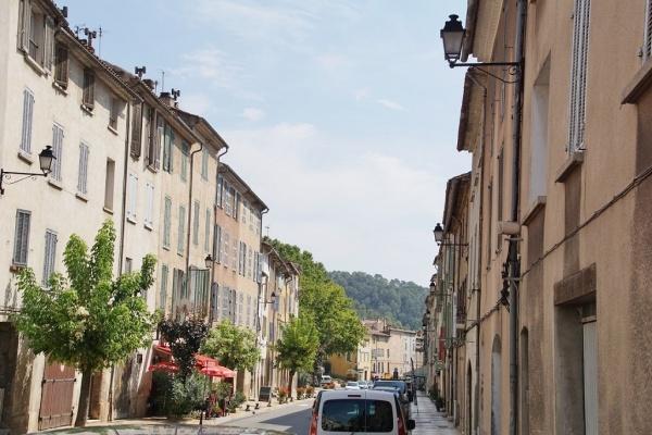 Photo Barjols - Le Village