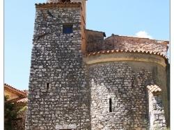 Photo paysage et monuments, Bauduen - L'église