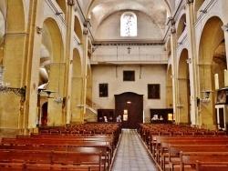 Photo paysage et monuments, Fayence - L'église